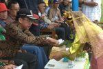Jarmin Sidik Kunker ke Sabang Mawang Barat Kecamatan Pulau Tiga