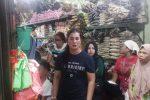 Penjual Sembako Pasar Bincen Kemalingan, Uang 10 Juta Raib