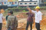 PUPR Tanjungpinang Tinjau Lokasi Banjir di Jalan DI Panjaitan
