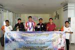 PSTI Sambut Kepulangan Patriot Olahraga Sepak Takraw Kepri