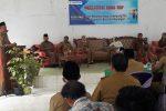 Koramil 03/Sedanau Dukung Pemda Natuna Deklarasikan Desa ODF Stop BABS