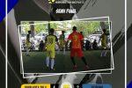 Taklukan Setdako, PUPR Tanjungpinang Melaju ke Final Turnamen Futsal Harbak PU ke-74