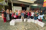 Melayu Raya Bantu 40 Mesin Jahit untuk Penjahit