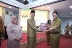 Wali Kota Tanjungpinang Serahkan DPA