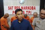 Polres Tanjungpinang Tangkap Empat Pengedar Narkotika