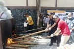 Balai Karantina Pertanian Tanjungpinang Musnahkan Barang Tegahan Makanan Olahan