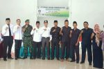 Koramil 03/Sedanau Minta Pemda Realisasikan Jalan Lingkar dan Listrik 24 Jam di Pultibar