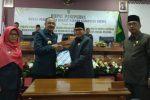 Ranperda Perubahan RPJPD Natuna 2005-2025 Disetujui DPRD