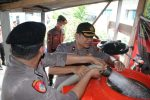 Polres Bersama BPBD Lingga Bantu Air Bersih