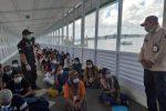 Sampai di Tanjungpinang 103 TKI Langsung Dikarantina